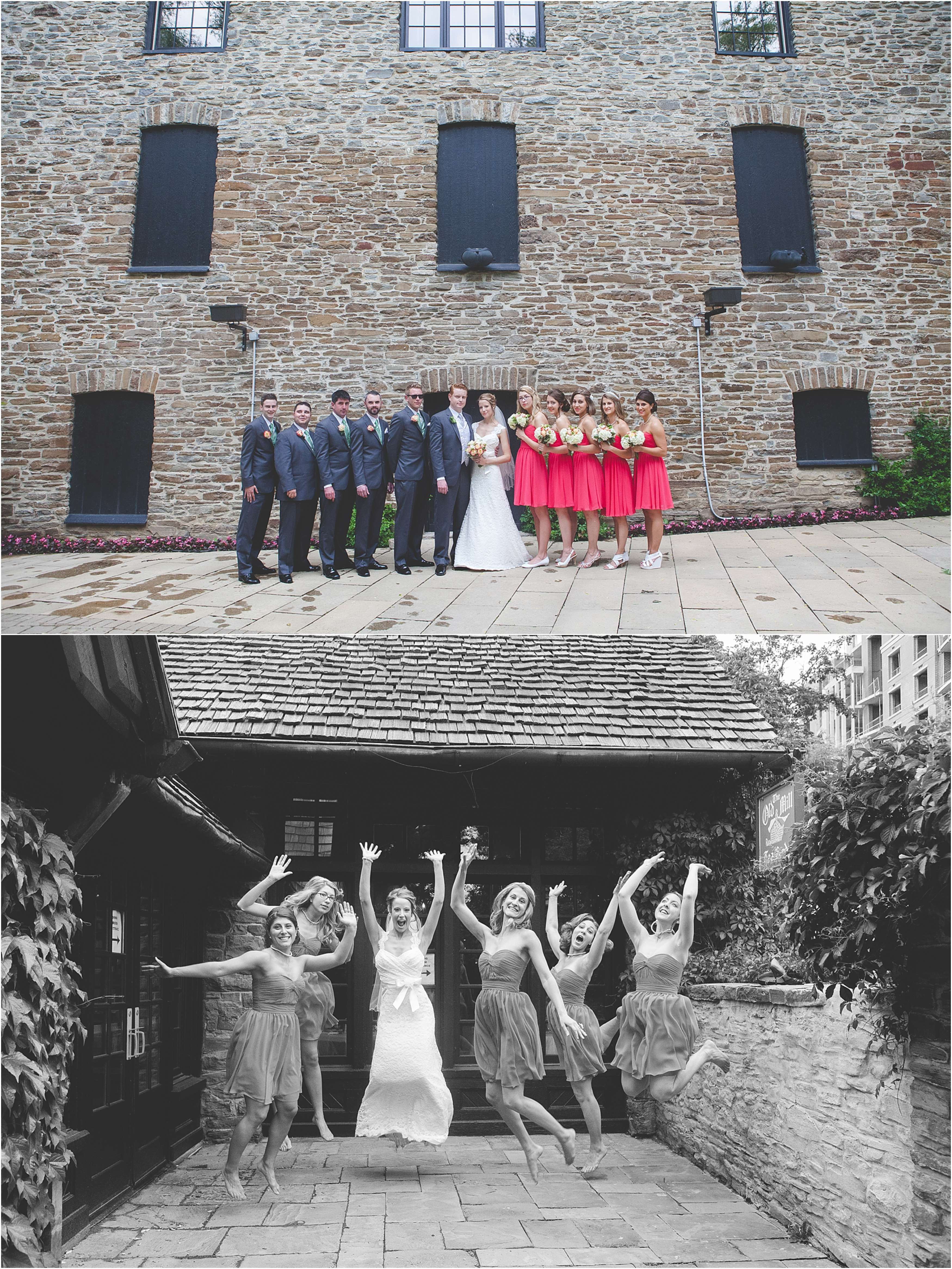 Old Mill Wedding Photographer