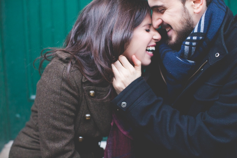 Distillery District Engagement Shoot