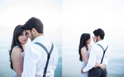 Scarborough Bluffs Toronto Engagement Shoot ~ Mary & Michael