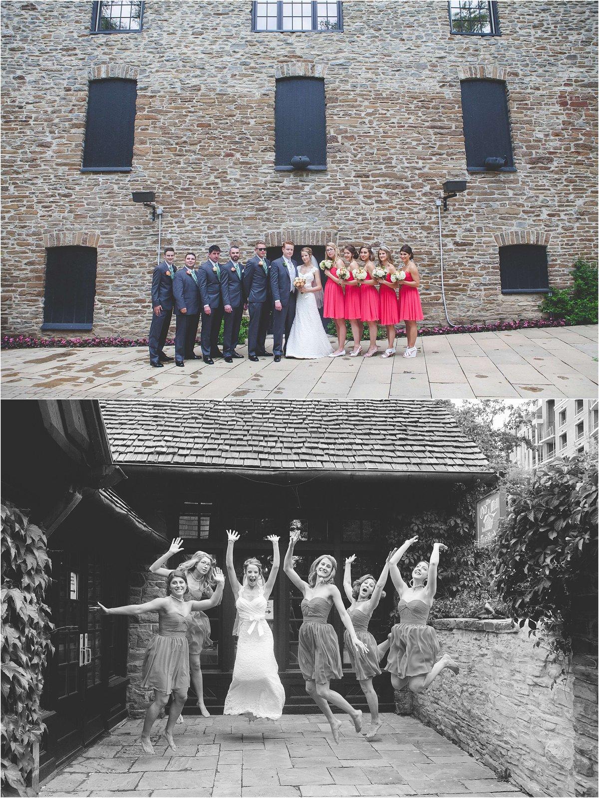 Old Mill Wedding Photographer