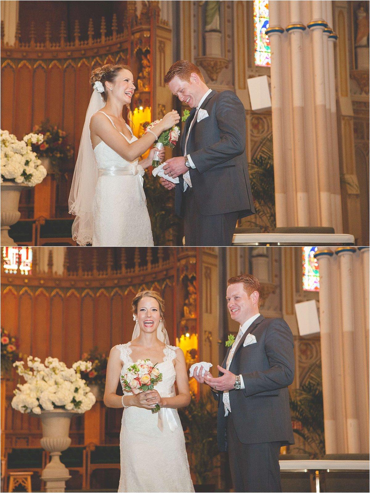 Downtown Toronto Wedding Ceremony