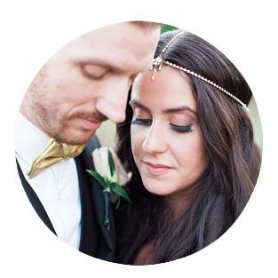 Fall Wedding at The Manor