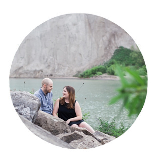 Claire & Mitch's Engagement Photos