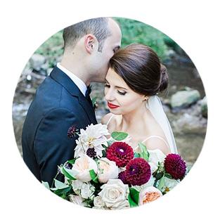 Romantic Ancaster Mill Wedding