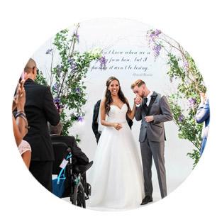 District 28 Wedding Photos