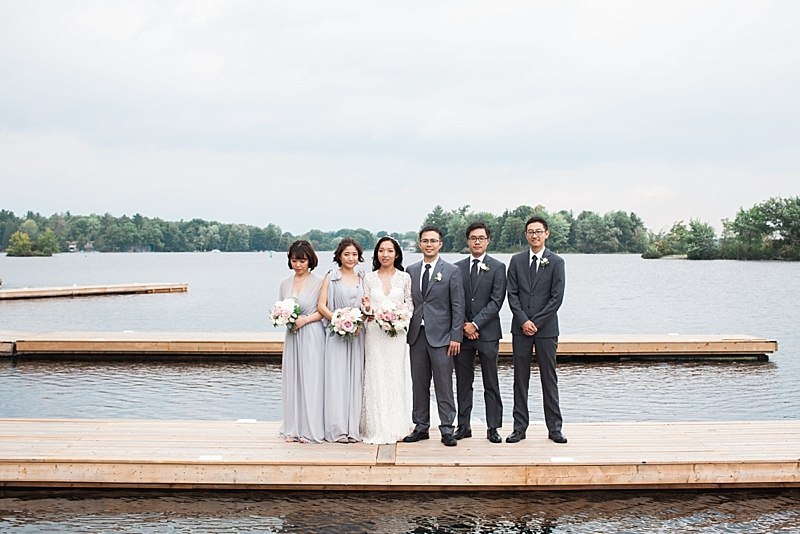 Muskoka Wedding Photos