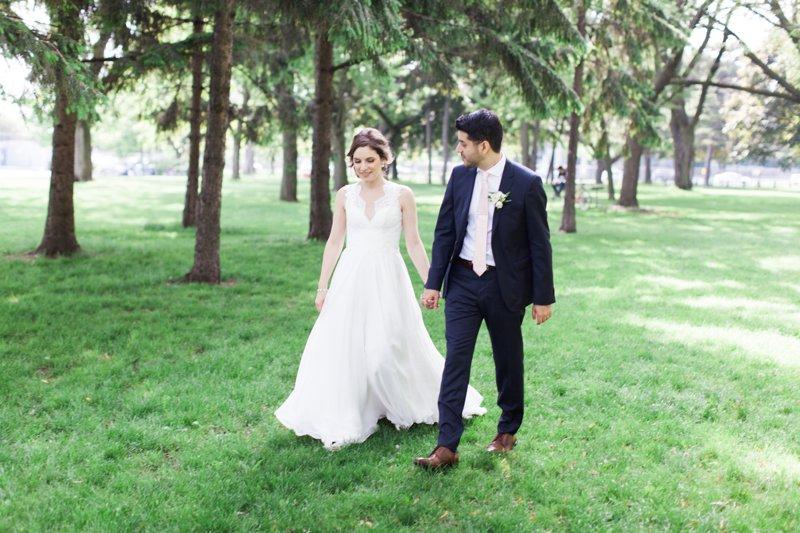 Peter Pan Bistro Wedding