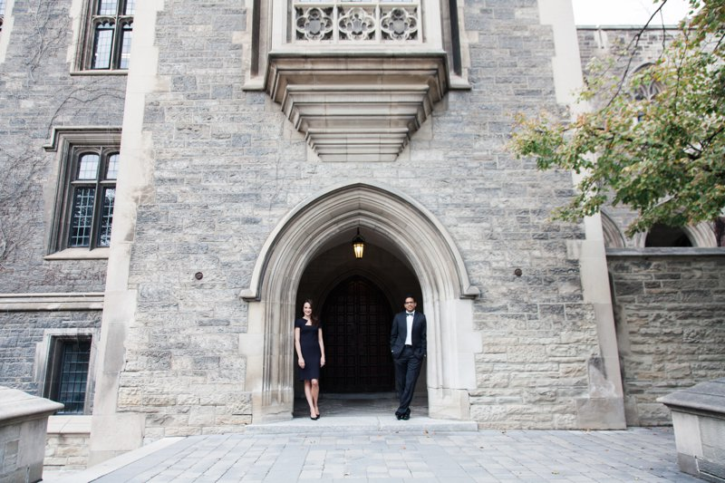 U of T Engagement Photos