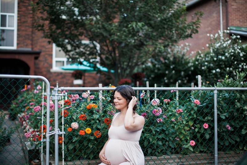High Park Maternity Photos