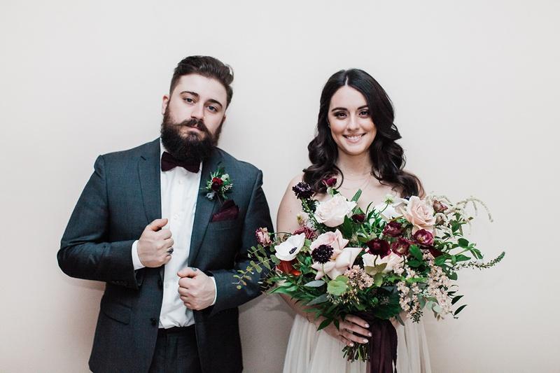 Gladstone Hotel Wedding Photos