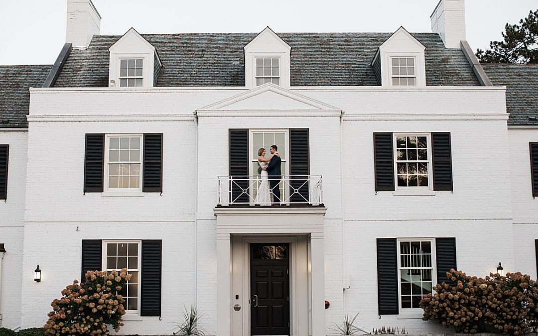 Romantic Harding Waterfront Estate Wedding