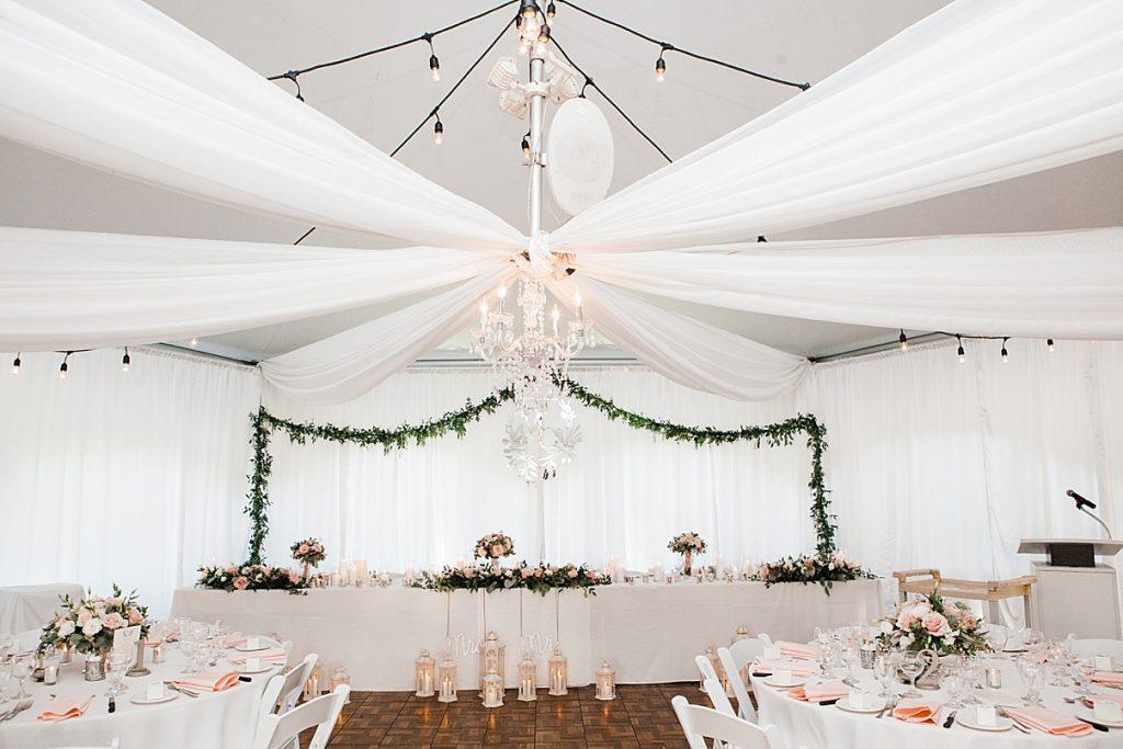 Wedding reception hall| Harding Waterfront Estate Wedding| Ontario wedding photographer| Toronto wedding photographer| 3 Photography | 3photography.ca