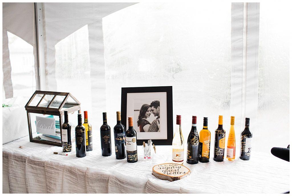 Wedding reception guest table| Belcroft Estate Wedding| Toronto wedding photographer| Ontario wedding photographer| 3photography