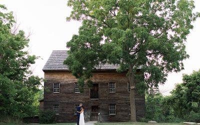 Vintage Wedding In Balls Falls, Ontario