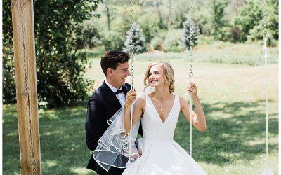 Elegant Georgetown, Ontario Wedding