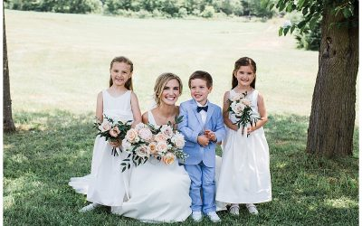 Elegant Georgetown, Ontario Wedding