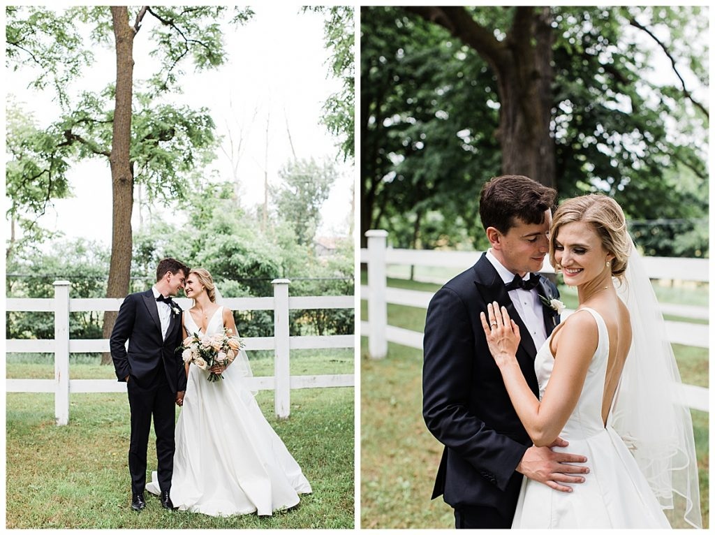 Bride and groom portraits  Toronto wedding photographer  Georgetown, Ontario wedding  3photography