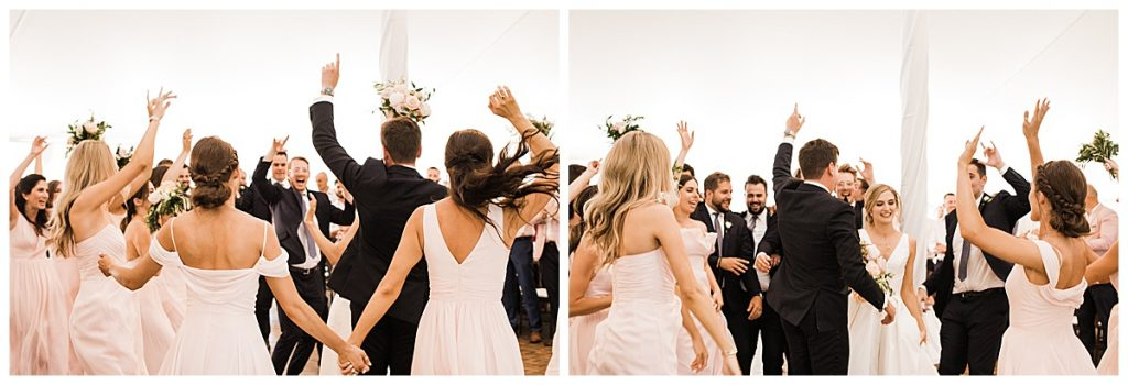 Wedding reception dancing| 3photography